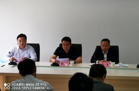 杨勇同志任达州市农业科学研究院党委书记